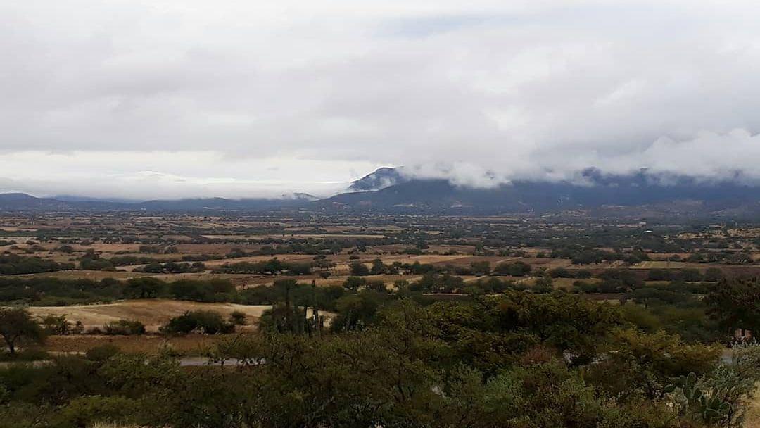 El Potosí National Park.