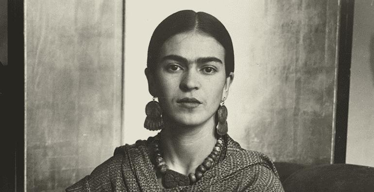 Frida Kahlo in New York
