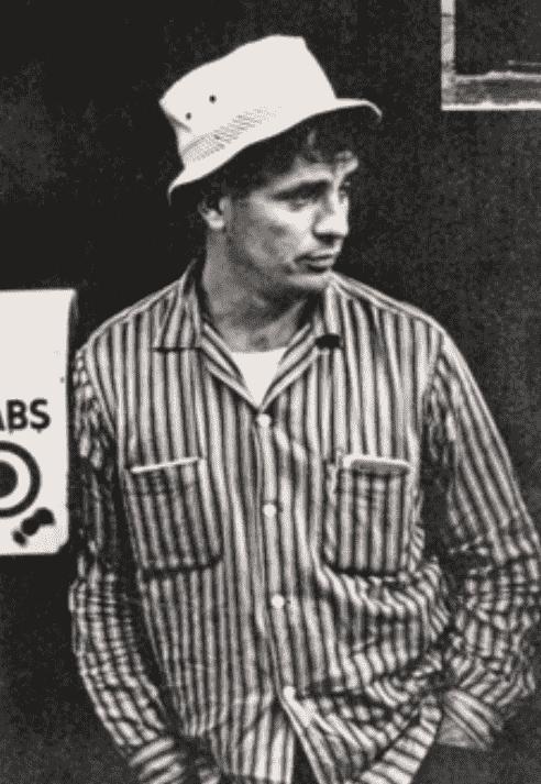 Jack Kerouac in 1963