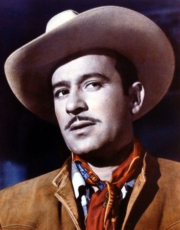 Pedro Infante, one of the favorite actors in Mexico.