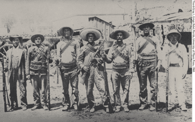 Rebels in northern Chihuahua