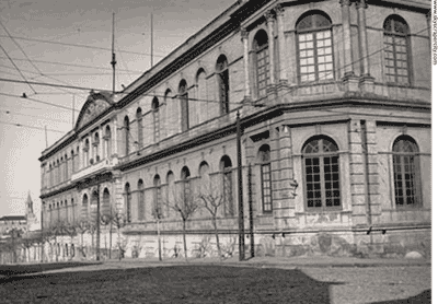 School of Arts and Crafts, 1915.