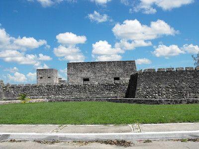 Fort of San Felipe de Bacalar