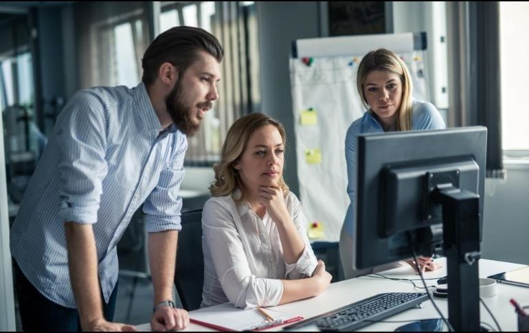 10 best paid careers in Mexico. Stock image