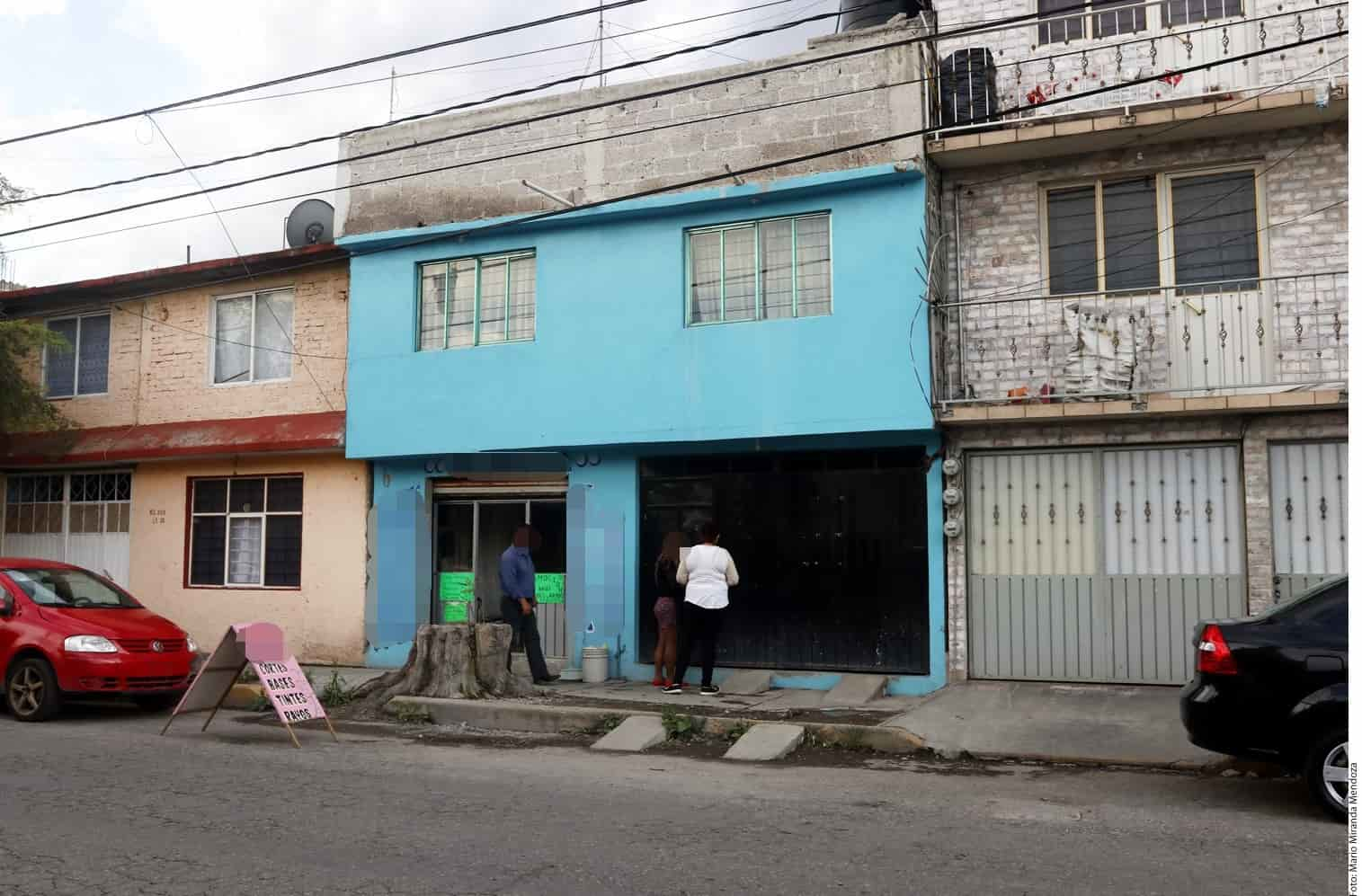 House of the monster of Ecatepec