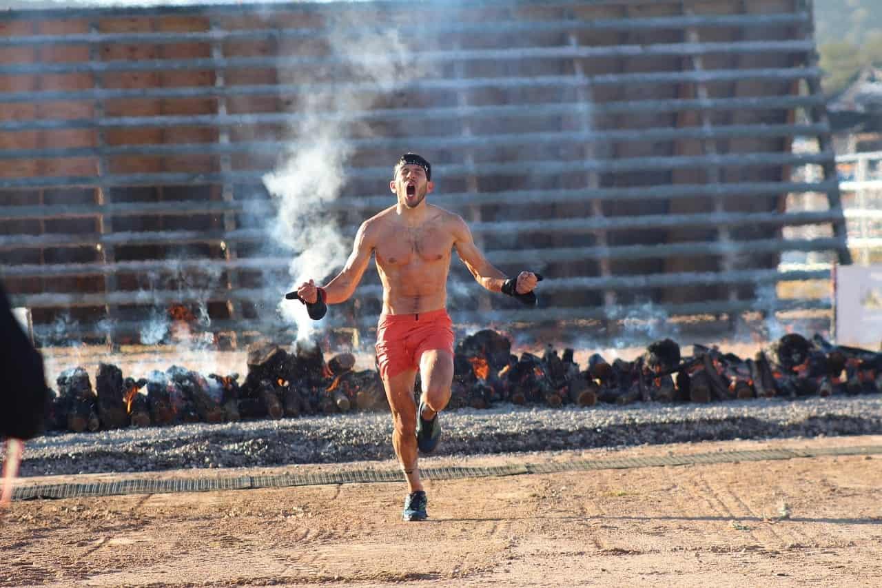 Oaxaca nudist festival 2020 will have its own Spartan race. Photo: Pixabay