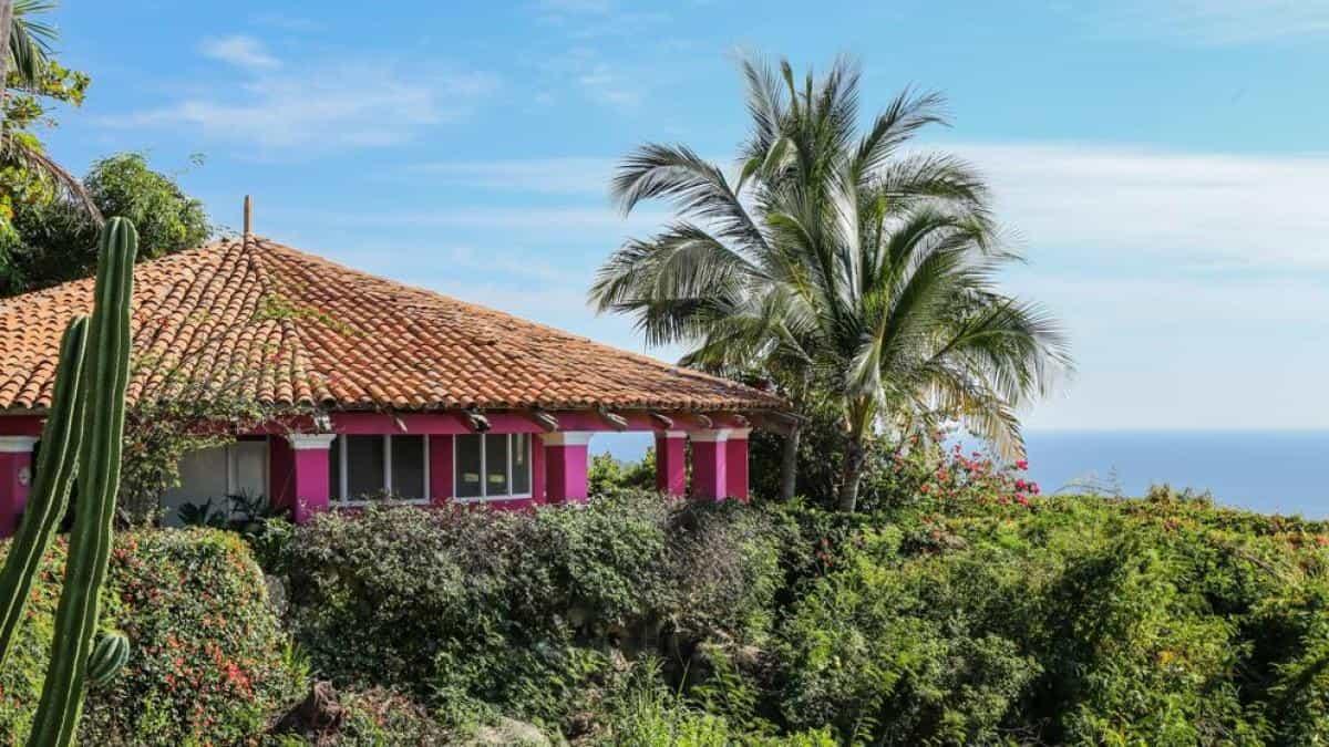 Acapulco House of Tarzan.