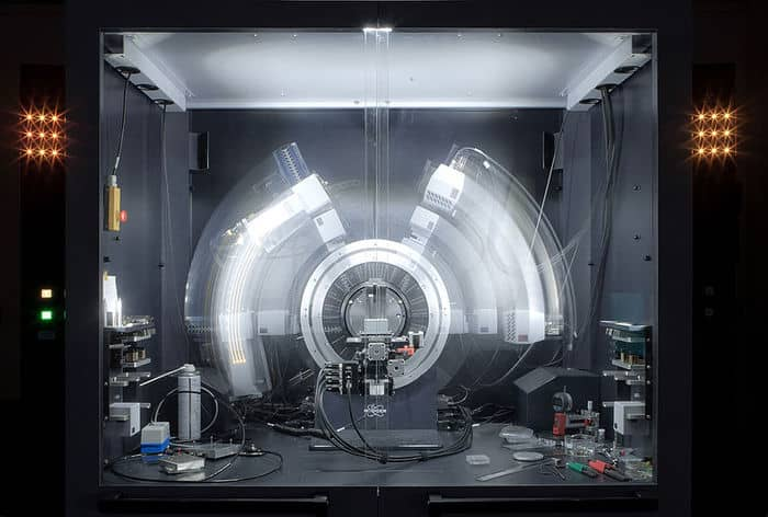 X-ray diffraction crystallography.