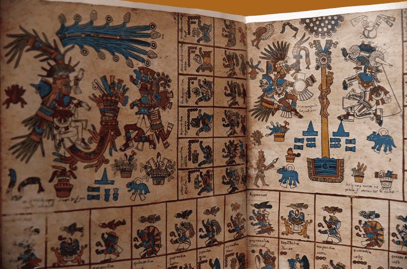 Borgia Codex print