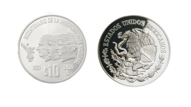 Commemorative coins for the Bicentennial of National Independence.
