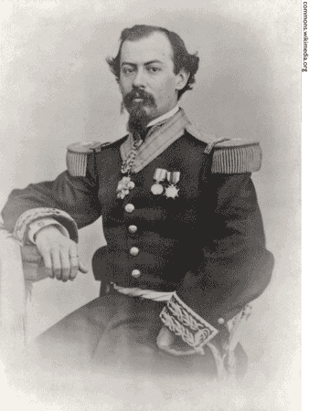 General Miguel Miramón