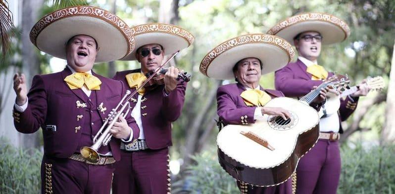 Mariachi Guadalajara. Photo: Wikipedia
