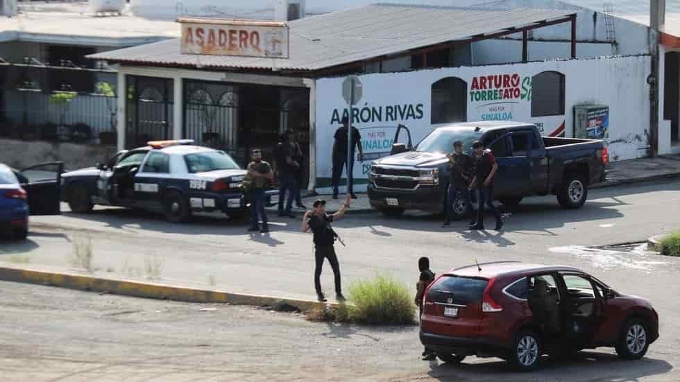 OFAC's list reveals that the Sinaloa Cartel is the organization with the largest presence of partners and companies in Mexico and abroad. Photo: France24