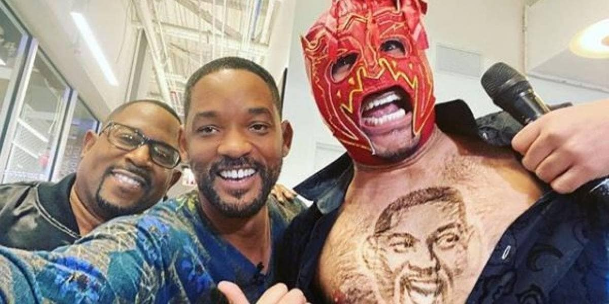Will Smith shocks with video singing 'Bad Boys' in ranchera