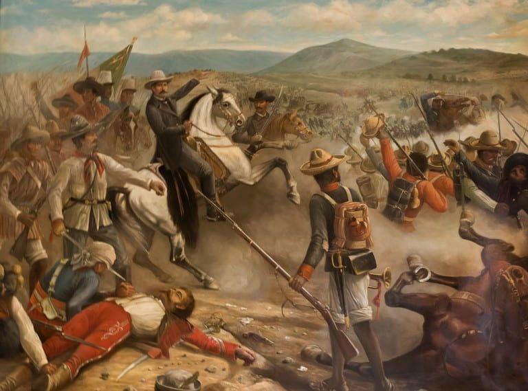 Battle of Miahuatlán