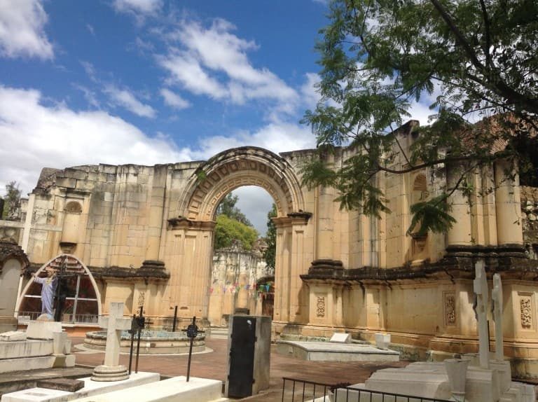Tour to the San Miguel or General Cemetery in Oaxaca.
