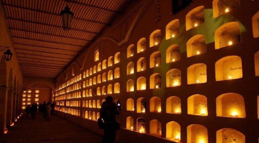 Illumination of niches