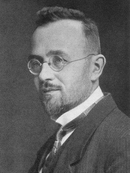 Mathematician Johann Radon